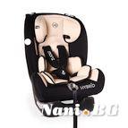 Детско столче за кола Hybrid 0-36 kg - бежов