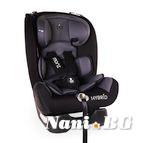Детско столче за кола Hybrid 0-36 kg - сив