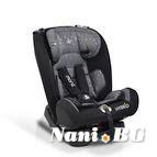 Детско столче за кола Hybrid Premium 0-36 kg - сиви звезди