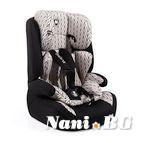 Детско столче за кола Armor Premium 9-36 kg - бежови линии