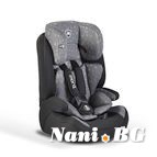 Детско столче за кола Armor Premium 9-36 kg - сиви звезди