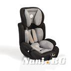 Детско столче за кола Ares 9-36 kg - сив