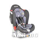 Детско столче за кола Better 0-25 kg - сив