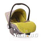 Детско столче-кошничка за кола Tala 0-13 kg - зелен