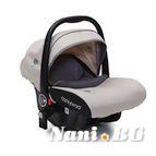 Детско столче-кошничка за кола Stefanie 0-13 kg - каки
