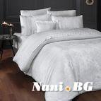 Луксозен спален комплект VIP сатен - BUHARA BEYAZ