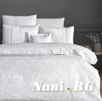 Луксозен спален комплект VIP сатен - APRIL KREM