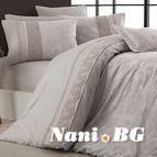 Луксозен спален комплект VIP сатен - APRIL SAMPANYA