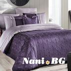 Луксозен спален комплект VIP сатен - LONDON MOR