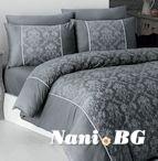 Луксозен спален комплект VIP сатен - GLOW
