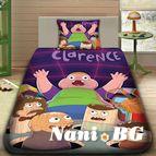 Детско 3D спално бельо - Clarence