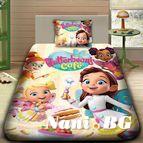 Детско 3D спално бельо - BUTTERBEANS