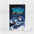 3D Плажни кърпи Kids - NEED FOR SPEED