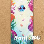 3D Плажни кърпи Kids - Морско дъно