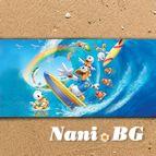 3D Плажни кърпи Kids - Доналд Дък
