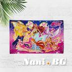 3D Плажни кърпи Kids - Уинкс Клуб