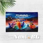 3D Плажни кърпи Kids - TURBO