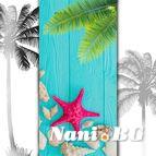 3D Плажни кърпи Summer - Морска звезда