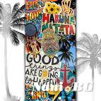 3D Плажни кърпи Summer - HAKUNA