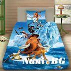 Детско 3D спално бельо - 6602