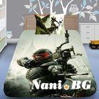 3Dспално бельо Игри - 6045
