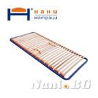 Метална подматрачна рамка с регулиране на твърдостта ЛУКС