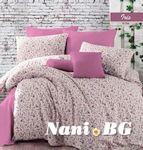 Спално бельо - Iris pink