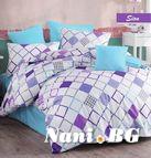 Спално бельо - Sion lilac/люляк