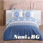 Спално бельо - Trevi синьо
