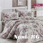 Спално бельо - ДОРИ лилава