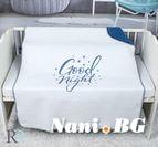 Бебешко памучно одеяло - Лека Нощ