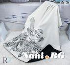 Одеяло памук - Горски Кът