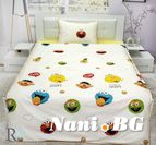 Детски спален комплект Мъпети