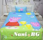 Детски спален комплект Пепа и Джордж