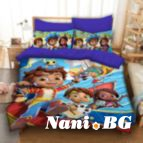 Детско 3D спално бельо - Сантияго