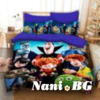 Детско 3D спално бельо - 8242