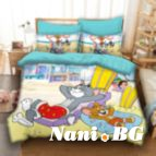 Детско 3D спално бельо - 8238