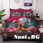 Детско 3D спално бельо - 8204
