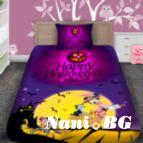Детско 3D спално бельо - Halloween II