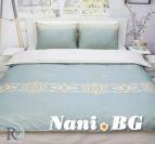 Спално бельо памучен сатен Малена