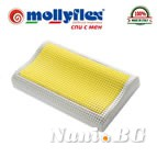 Възглавници Mollyflex AIR YELLOW CERVICAL